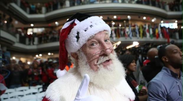 Rick Rosenthal, da Northern Lights Santa Academy (Foto: Divulgação)