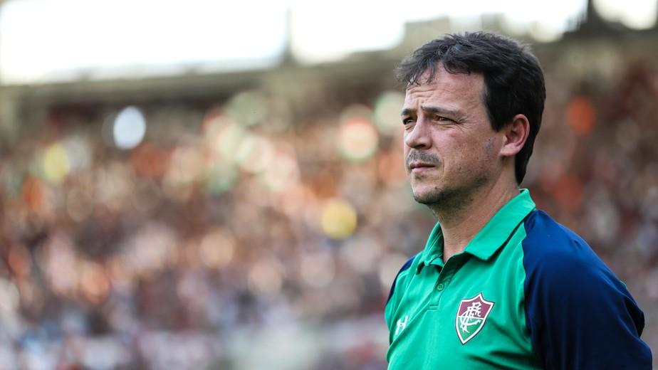 Fernando Diniz não é mais técnico do Fluminense