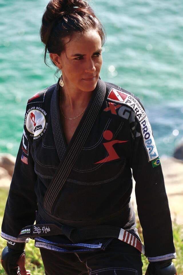 Erica Paes (Foto: Arquivo pessoal)