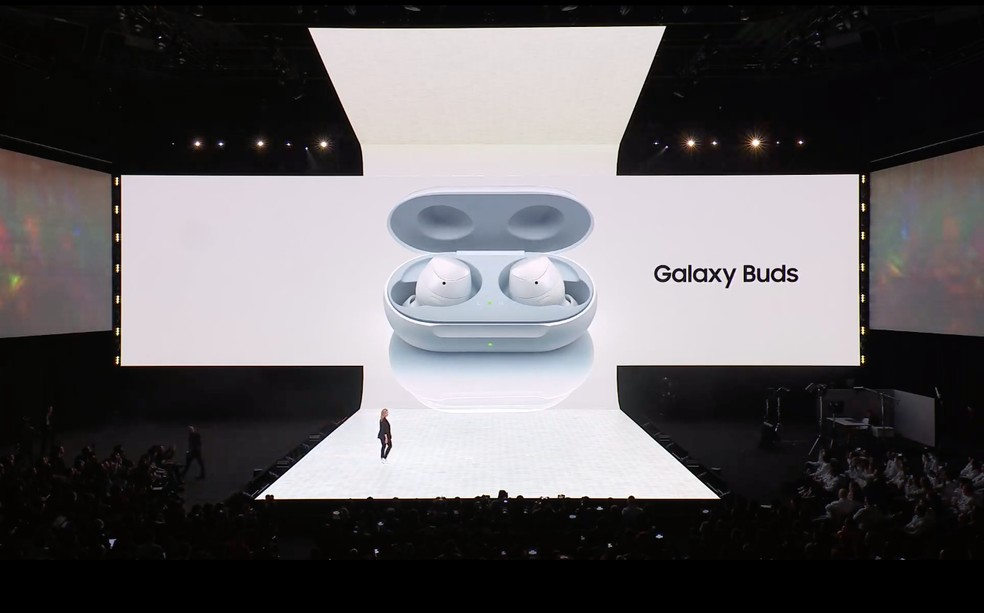 d8694f78d Galaxy Buds  Samsung revela preço do fone sem fio no Brasil