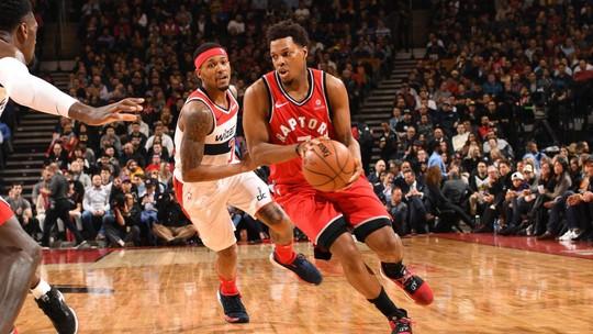 Melhores momentos: Toronto Raptors 129 x 120 Washington Wizards, pela NBA