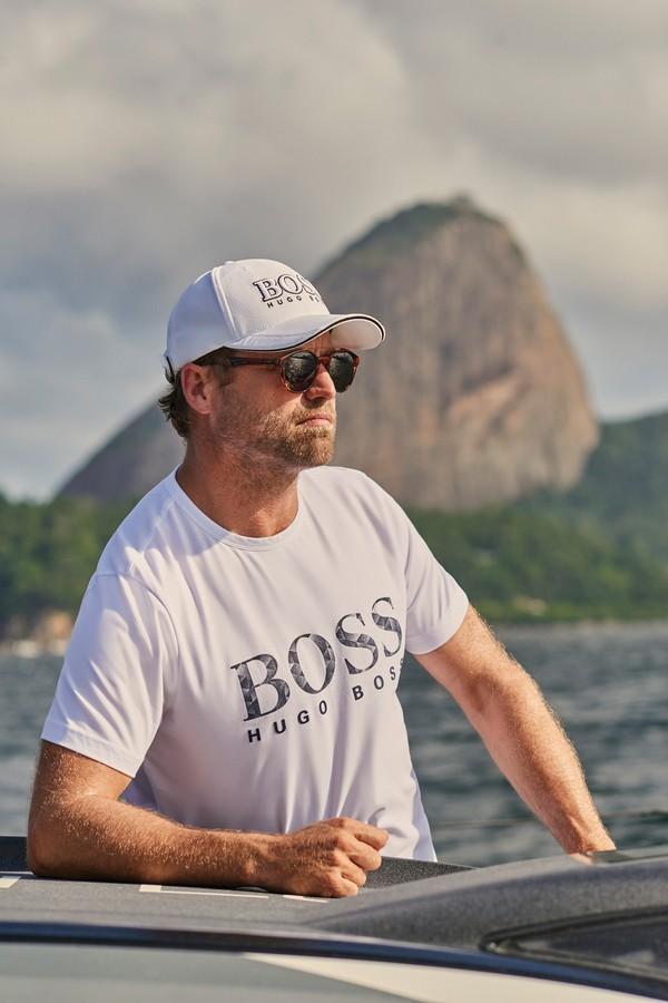 hugo boss (Foto: Juliana Rocha e Bruno machado)