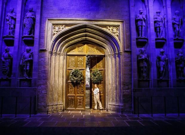 Os visitantes poderão se sentir dentro do Baile Yule da história de Harry Potter (Foto: Warner Bros./ Reprodução)