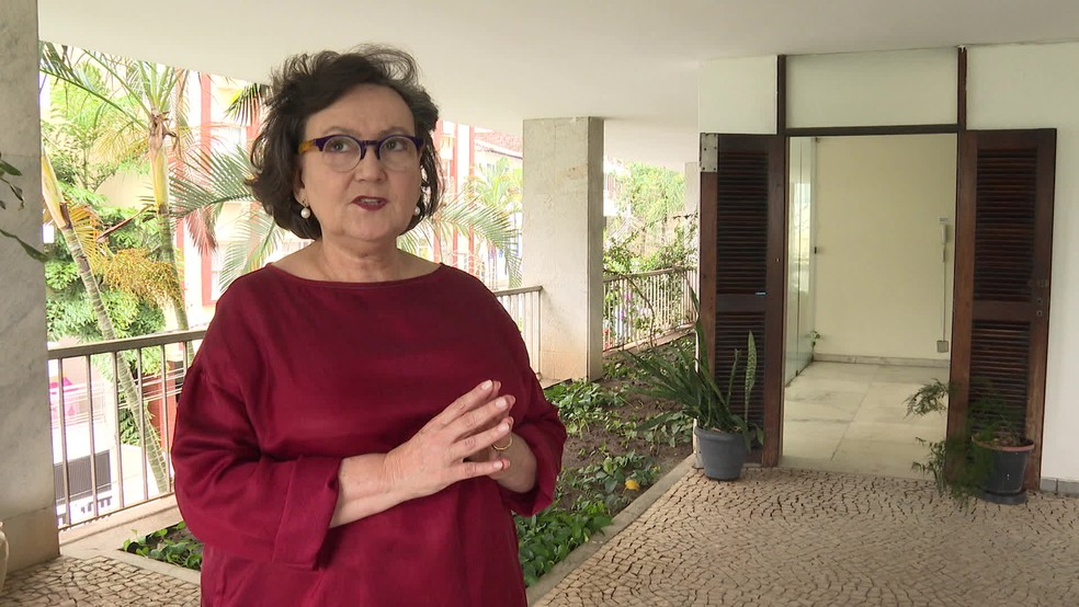 Margareth Dalcolmo, pesquisadora da Fiocruz — Foto: Reprodução/TV Globo