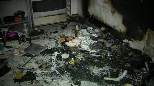Polícia Civil investiga incêndio em chácara causado por crianças que fugiram de abrigo