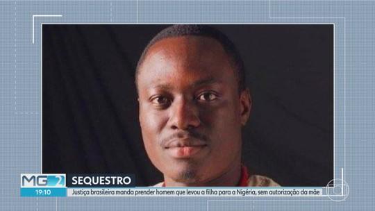 Pai que levou a filha para a Nigéria pode ser preso a qualquer momento