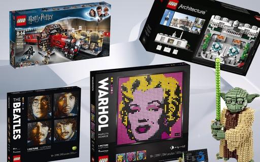 Amazon Prime Day: 6 Legos que adultos vão curtir