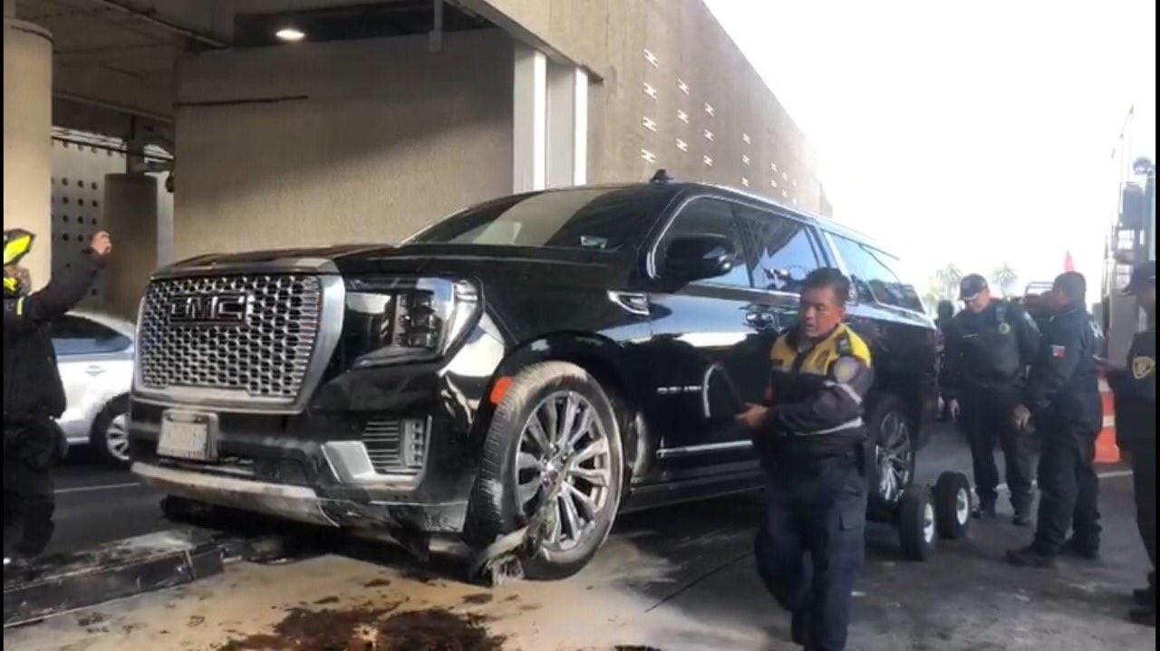 Tiroteio próximo a aeroporto do México deixa feridos; suspeito é morto