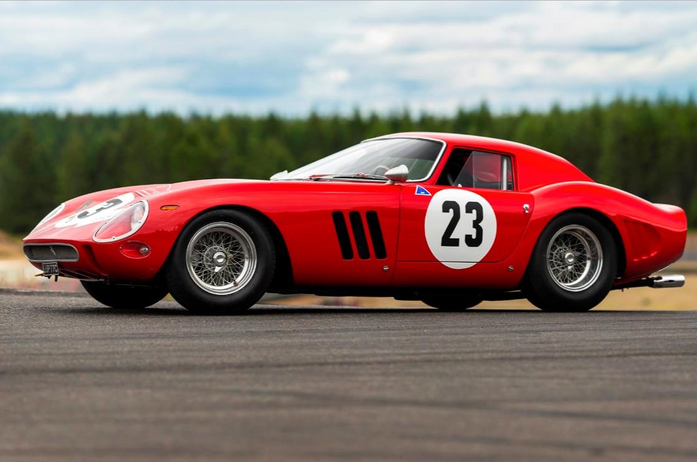 Ferrari 250 GTO (Foto: RM Sotheby's)