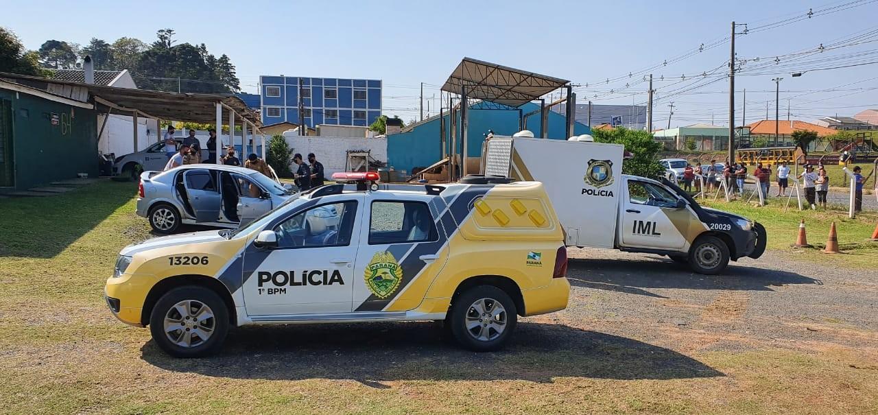 Dono de lava-jato e funcionário são mortos a tiros, em Ponta Grossa