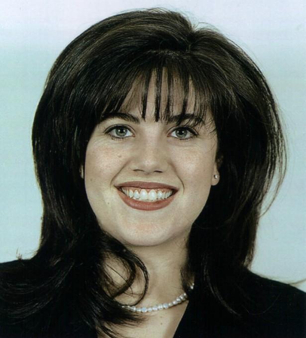 Monica Lewinsky em 1998. (Foto: Getty Images)