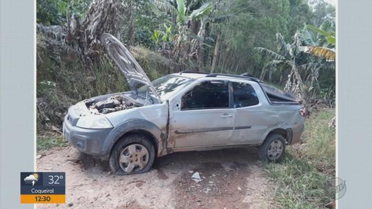 Suspeitos de assaltos a propriedades rurais são presos após troca de tiros com a polícia