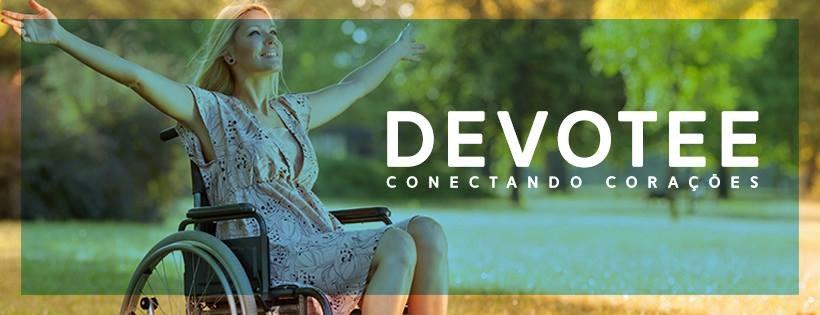 Aplicativo Devotee foi lançado em maio de 2018 e ganhará versão 2.0  (Foto: Reprodução)
