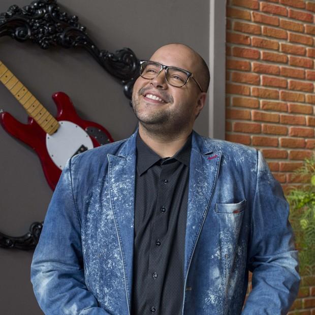 Tiago Abravanel (Foto: Globo/Marilia Cabral)