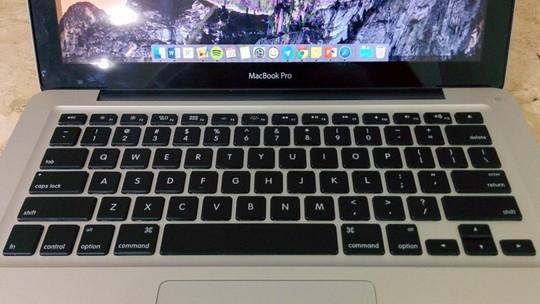 Foto: (Veja como usar a Internet do iPhone em um MacBook (Foto: Paulo Alves/TechTudo))