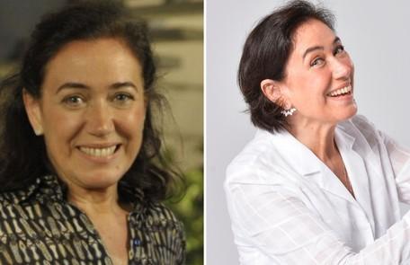 Lilia Cabral deu vida à protagonista da história, Griselda, uma faz-tudo conhecida como Pereirão. Sua última novela foi 'O sétimo guardião', outra trama de Aguinaldo Silva TV Globo
