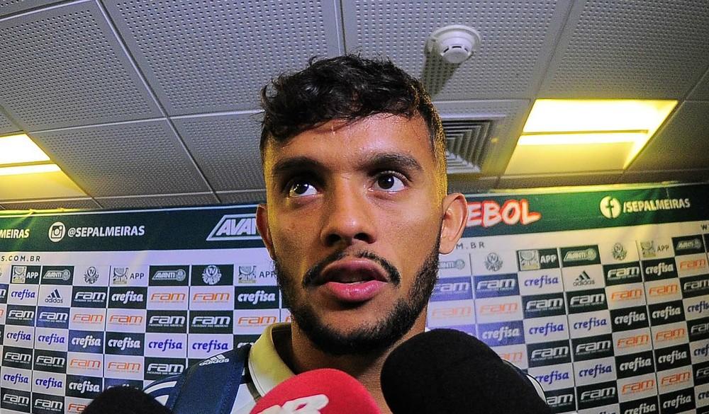 Palmeiras admite negociar com Fluminense por Scarpa