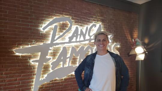 Silvero Pereira visita casa do 'Dança dos Famosos' e revela: 'Tenho muita vontade de participar'