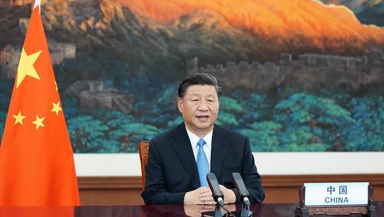 presidente-china-onu (Foto: Divulgação/Emb. da China no Brasil)