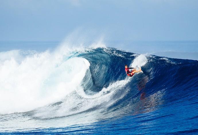 Gabriel Medina etapa fiji surfe (Foto: Divulgação/WSL)