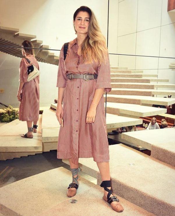 Barbara Migliori, diretora de moda da Vogue Brasil (Foto: Reprodução/Instagram)