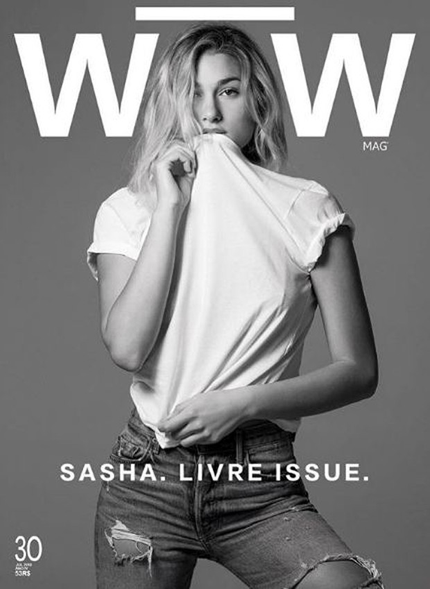 Sasha (Foto: Reprodução Instagram/Brunno Rangel/WOW)