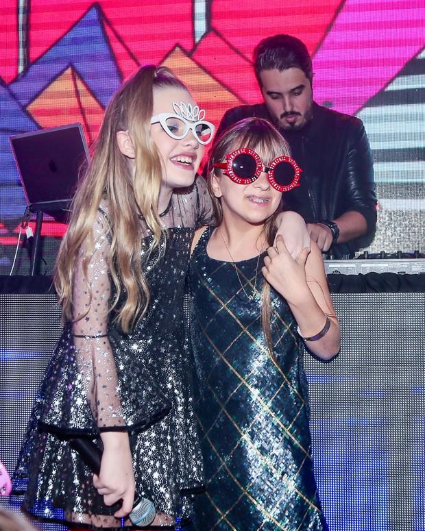 Pietra Quintela e Rafaella Justus (Foto: Manuela Scarpa/Brazil News)