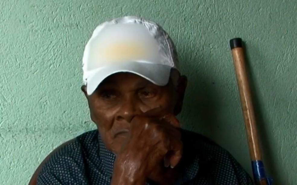 José Ferreira mora na cidade de Itajuípe — Foto: Divulgação/TV Santa Cruz