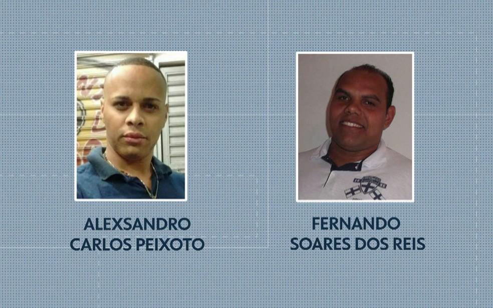 Amigos desapareceram em São Bernardo do Campo — Foto: TV Globo/Reprodução
