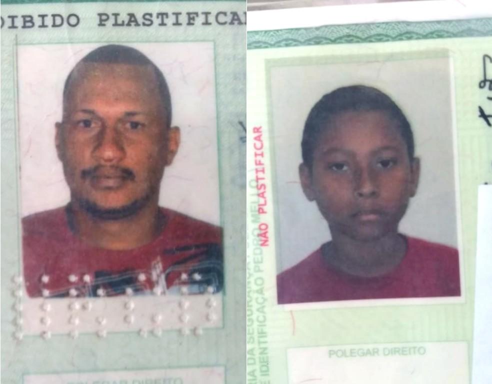 Pai e filhos foram mortos a tiros em Itabuna — Foto: Oziel Aragão/Blog Plantão Itabuna