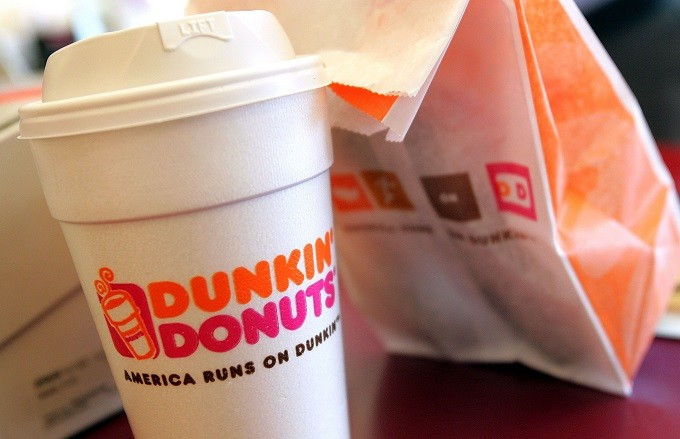Produtos do Dunkin'Donuts (Foto: Tim Boyle/Getty Images)