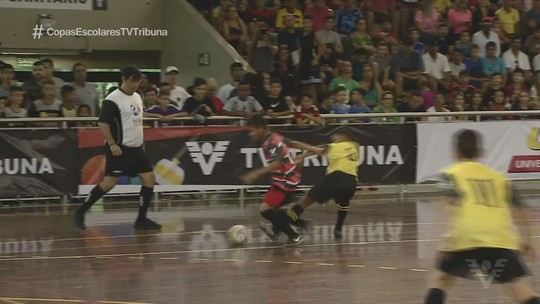 Colégio Recanto e Objetivo Santos são os campeões da 16ª Copa TV Tribuna de Futsal