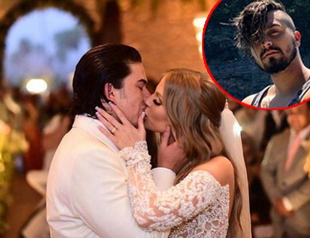 Luan Santana lamenta ausência em casamento de Whindersson Nunes e Luísa Sonza (Foto: Reprodução)