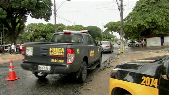 Ceará vai receber mais reforço da Força Nacional de Segurança
