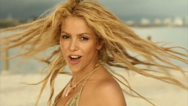 Shakira (Foto: Reprodução )