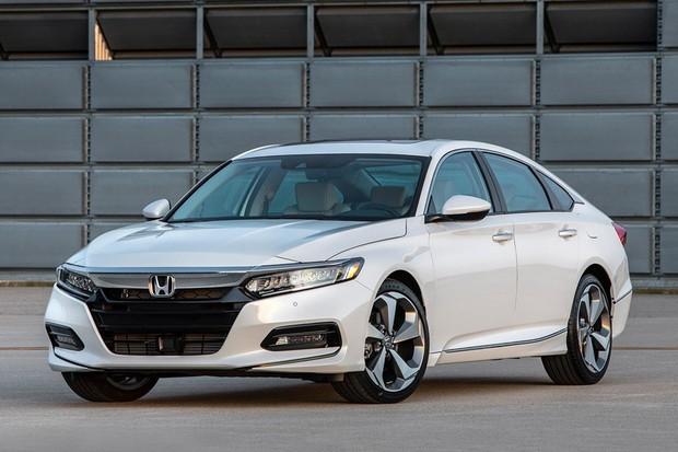 Honda Accord (Foto: Divulgação)