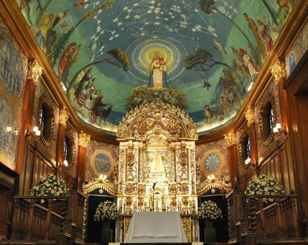 Paróquia Nossa Senhora do Brasil (Foto: Reprodução)