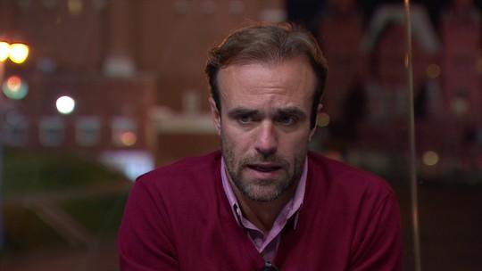 "Roger detona árbitro americano de Inglaterra x Colômbia  ""Pior da Copa"" 45da771584d"