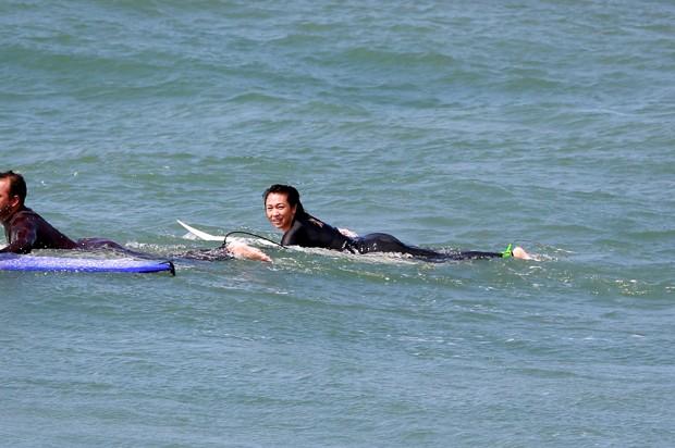 Dani Suzuki (Foto: Dilson Silva / AgNews)