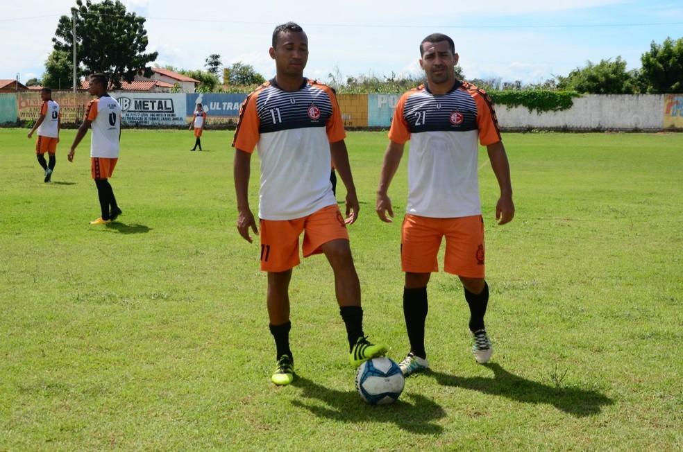 No Piauí, Paulinho Mossoró atuou pelo 4 de Julho, em 2018 — Foto: Clemilton Silva/Repórter 10