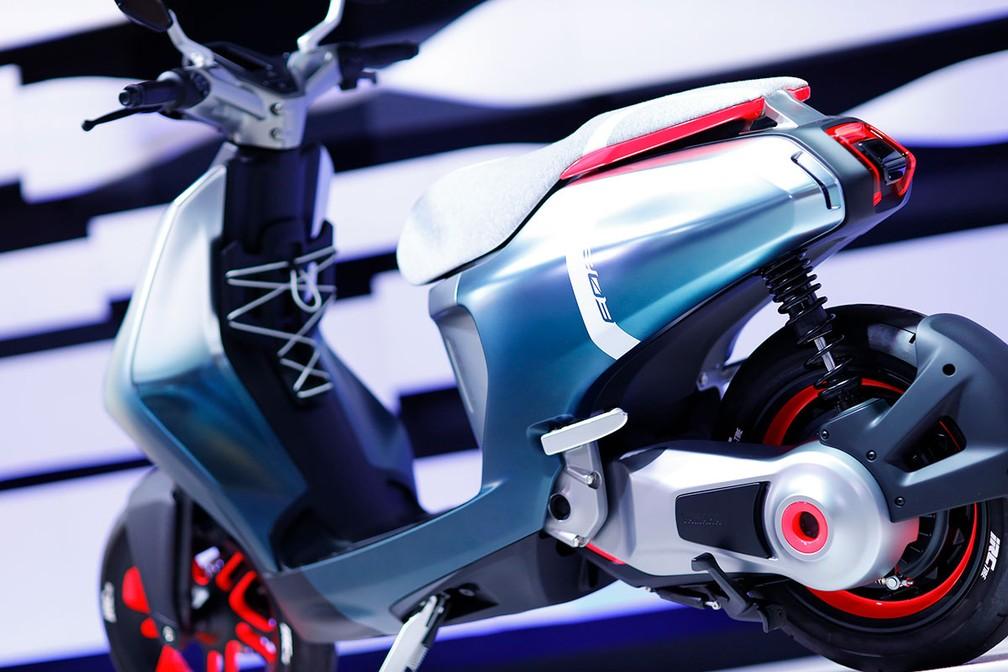 Yamaha E02 - Photo: Press Release