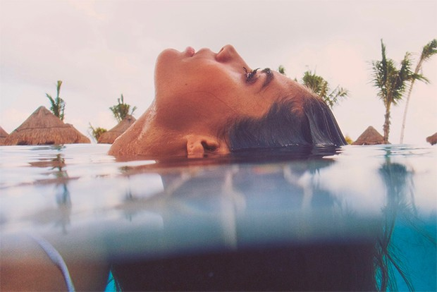 Sara Sampaio (Foto: Guy Aroch/ Repordução/ Instagram)