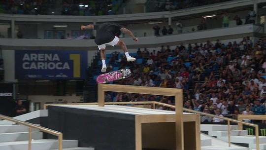 Campeão no Rio, americano tem troféu checado para drogas no aeroporto