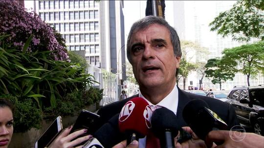 José Eduardo Cardozo confirma que se encontrou com Joesley Batista durante um jantar