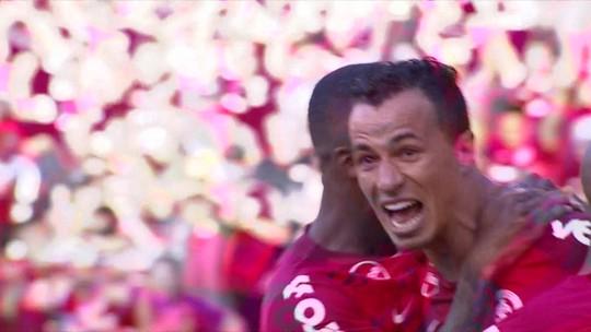 Redação AM: Pedro Ernesto Denardín narra o segundo gol de Damião contra o São Paulo