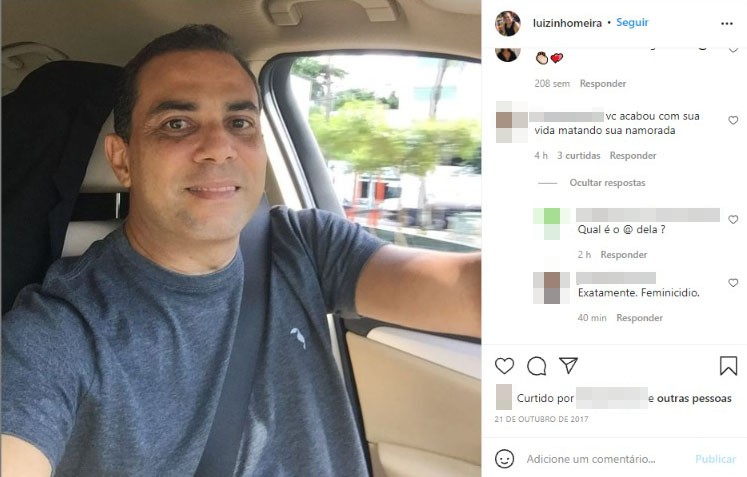 PM disponibiliza sala no Batalhão de Choque para que advogado que matou namorada em Salvador cumpra prisão
