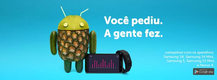 Do Bem anunciou chegada do app da Máquina para Android (Foto: Divulgação)