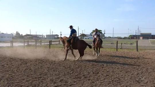 Prova do cavalo crioulo para deficientes anuncia vencedores