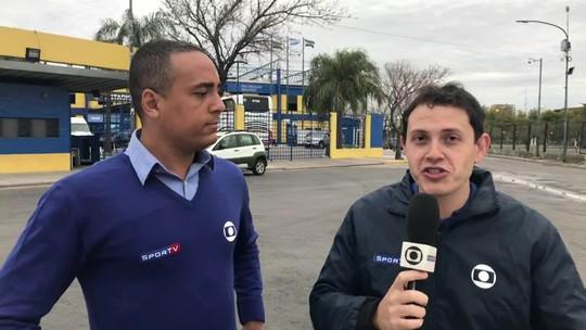 Com Thiago Neves e Romero em campo, Cruzeiro encerra preparação para duelo com River