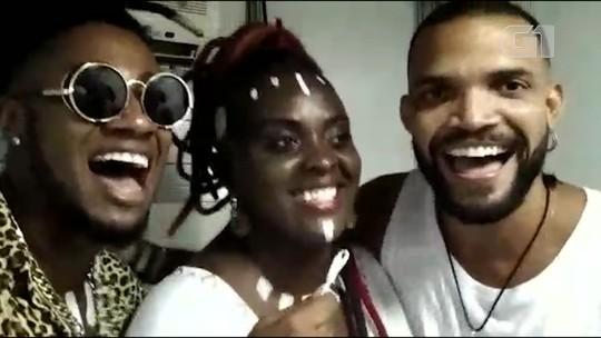 Cantores da Timbalada falam sobre o Carnaval 2019 na Bahia